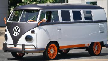 Volkswagen Type 20: de hippe elektrische bus op basis van een klassieker