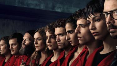 La Casa de Papel seizoen 3 staat vanaf vandaag op Netflix