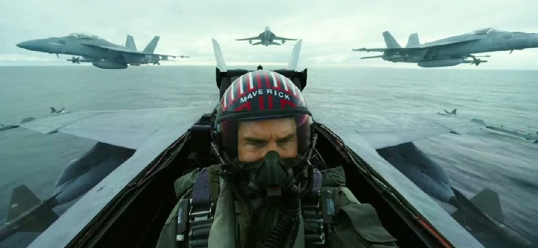 Na 33 jaar is ie hier: de eerste trailer van Top Gun: Maverick