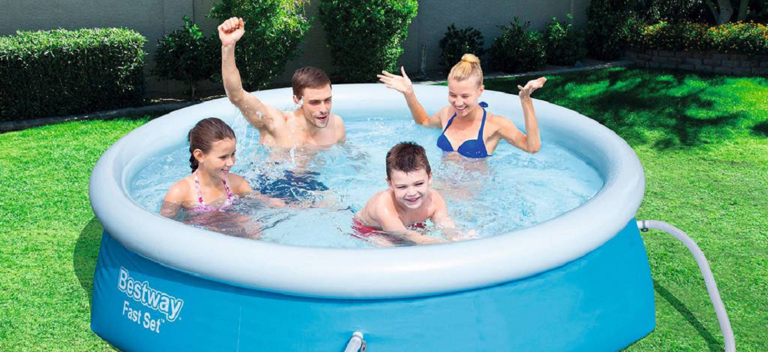 5 spotgoedkope opblaasbare zwembaden onder de €100