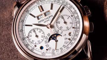 Dit zijn de duurste horloges ter wereld