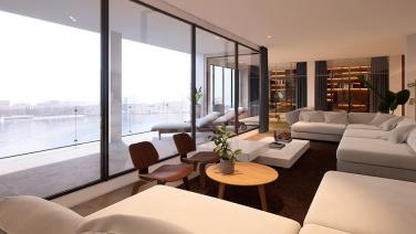 Funda Amsterdam: het duurste penthouse gelegen aan het IJ