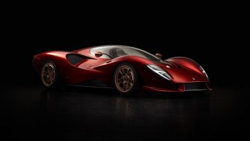 Alles over de nieuwe De Tomaso P72