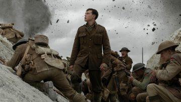 1917 wordt een heel brute film over de Eerste Wereldoorlog