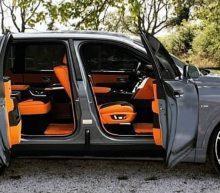 Brute bak: Audi Q8 special edition, mét suicide doors
