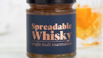 Spreadable Whisky: hét beleg voor echte mannen