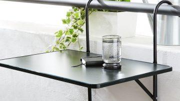 Lidl knaller: spotgoedkope, inklapbare balkontafel voor de zomer
