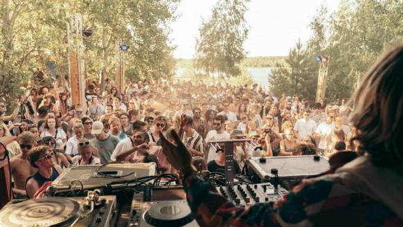 Melt Festival 2019: het ultieme zomerfestival voorbij de grens