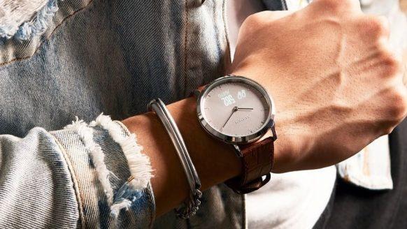 4 x een stijlvolle smartwatch voor de tijdloze man