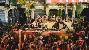 De Haciënda op Lowlands: waar rum vloeit en iedereen danst