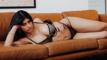 Pornoster Mia Khalifa heeft veel minder geld verdiend dan we dachten