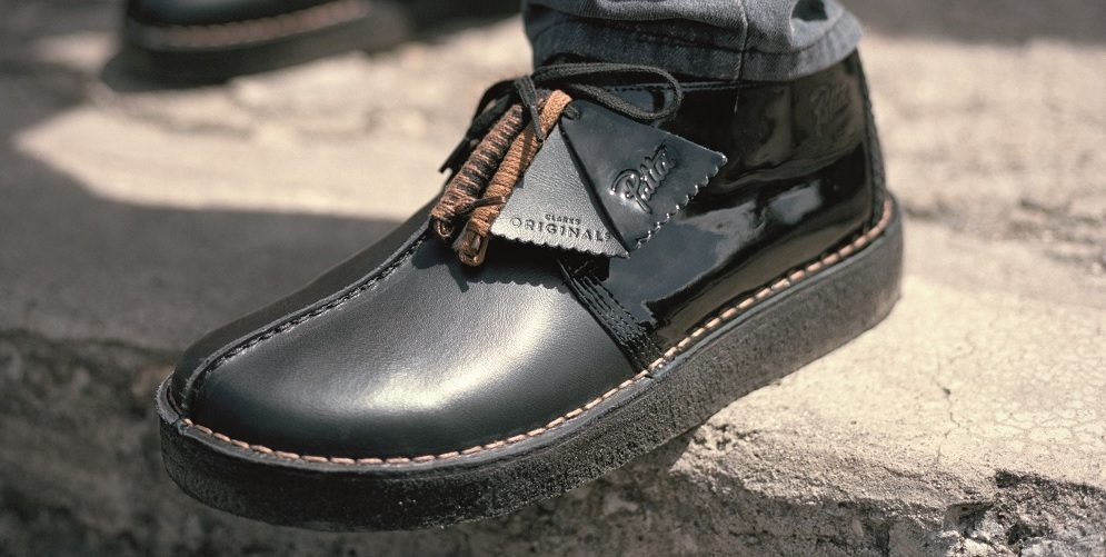 Clarks Originals x Patta: een collab om van te smelten