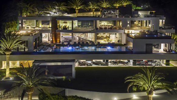 Duurste huis van Amerika zakt 100 miljoen dollar in vraagprijs