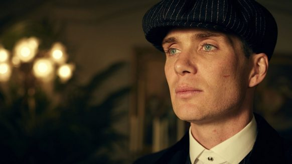 Cillian Murphy vertelt openhartig over zijn rol als Thomas Shelby in Peaky Blinders