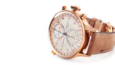 Dit Nederlandse horloge is een 18-karaats gouden droom