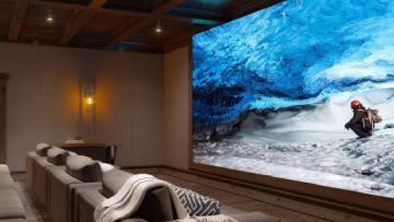 Deze nieuwe Sony TV is net zo groot als een bioscoopscherm