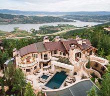 Te koop: voor 25 miljoen heb je dit ultieme landhuis / ski resort