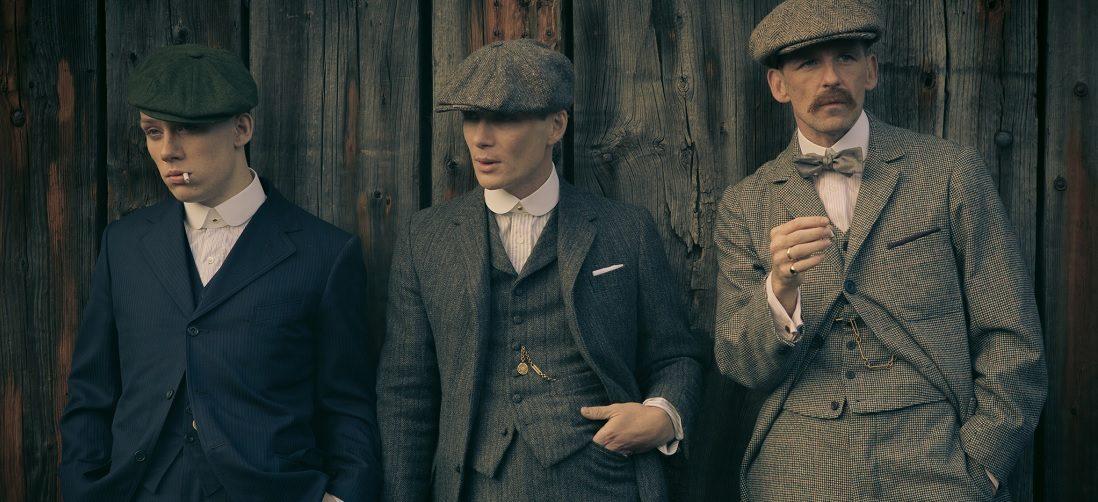 3 stijlvolle Peaky Blinders outfits voor deze herfst