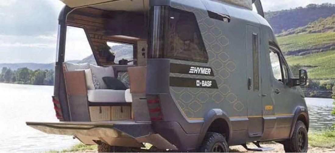 Deze omgebouwde Mercedes is de meest luxe mini camper ooit