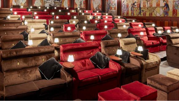 Deze Nederlandse Pathé bioscoop heeft vanaf nu zijn mega luxe zalen geopend