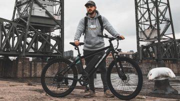 Deze e-bike is bruut en betaalbaar