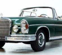 Marktplaats klassieker: Mercedes Benz 300 serie van Freddy Heineken