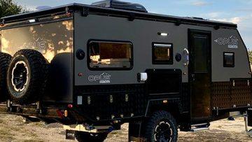 OPUS OP15: 's werelds meest luxe en stoere caravan