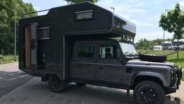 Een pick-up ombouwen tot brute camper? Dit Nederlandse bedrijf fixt het voor je!