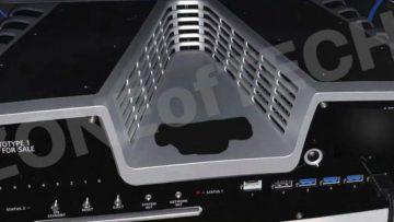 Gelekt: de eerste beelden van het (mogelijke) PlayStation 5 prototype