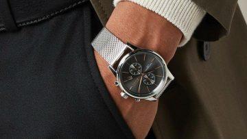 10 stalen horloges voor de échte gentlemen