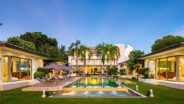 Huur met 9 vrienden de extreem dikke Temptation Island VIPS villa
