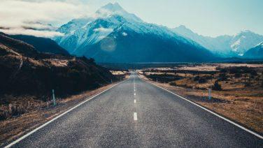 De vier tofste roadtrips op de motor door Nieuw-Zeeland