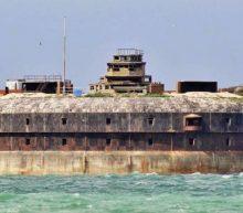 Dit brute 19e-eeuwse fort in zee kan nu van jou zijn