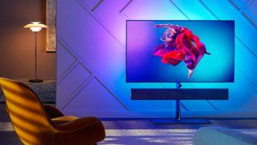 Philips TV en Bowers & Wilkins komen met de allerdikste televisie van 2019