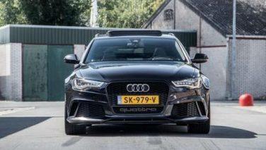 Unieke vondst: tweedehands Audi RS6 4.0 TFSI quattro Full Carbon voor 'een prikkie'