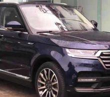 Altijd al gedroomd van een Range Rover? Dit Chinese namaak model is 90% goedkoper