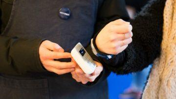 Met dit nieuwe en stijlvolle horloge kan jij nu contactloos betalen