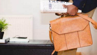 Aktetassen voor mannen: onze selectie stijlvolle business tassen
