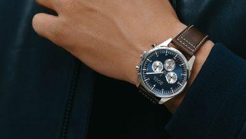 Deze nieuwe horloges hebben een stijlvolle en vintage look