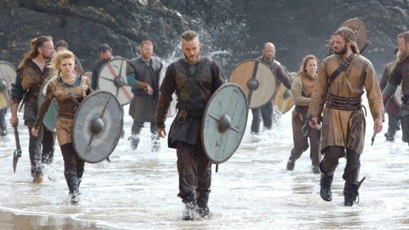 De 5 seizoenen van Vikings zullen in januari 2020 op Netflix komen