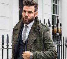 Welke jas draag je over een pak?