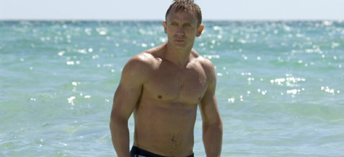 Dit is de work-out routine van Daniel Craig