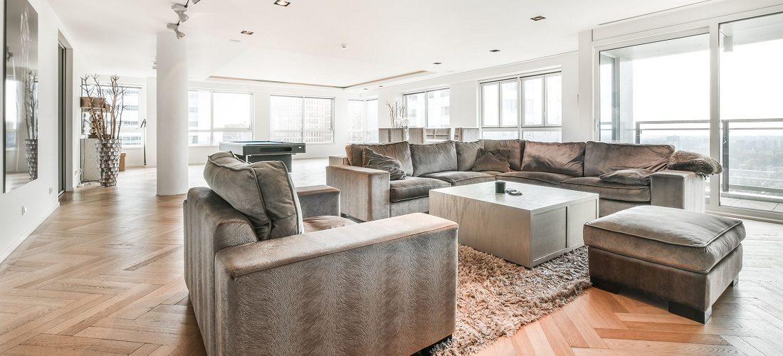 Nu te koop op Funda: het waanzinnige penthouse van Ajax-speler Hakim Ziyech