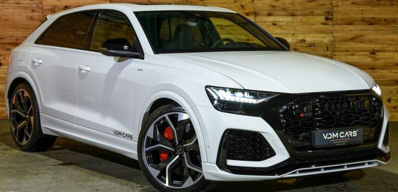 De Audi RS Q8 staat nu voor het eerst te koop in Nederland
