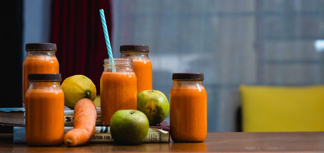 De voor- en nadelen van juicen en een sapjeskuur
