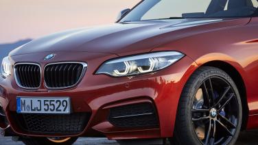 De BMW M240i tilt 'comfort' naar een hoger level