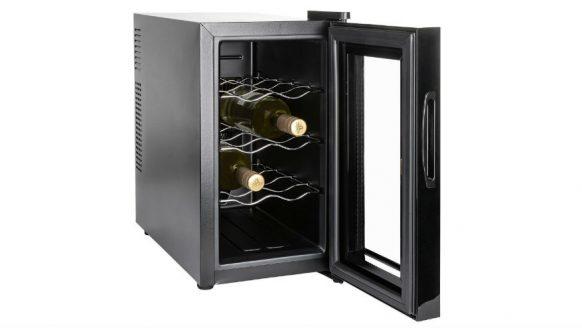 Nu te koop bij de Lidl: spotgoedkope wijnkoelkast voor de echte liefhebber