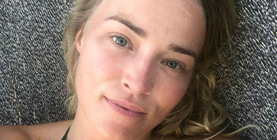 De prachtige Geraldine Kemper is weer vrijgezel