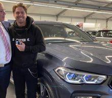 André Hazes krijgt een BMW van 150.000 euro voor zijn verjaardag