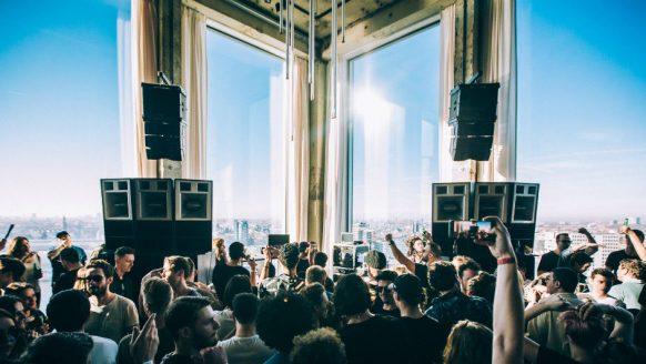 Audio Obscura x Sandrien & Carlos Valdes: dit weekend in The Loft